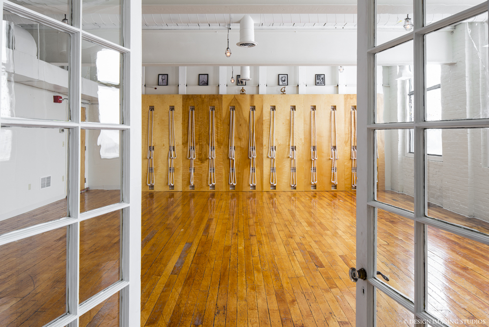 Iyengar Yoga Studio photographed by Design Imaging Studios